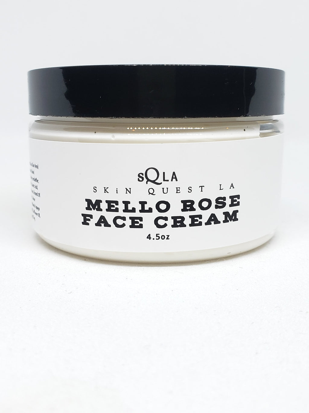 Mello Rose Facial Cream