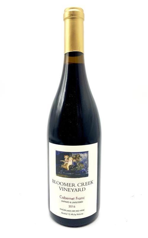 Bloomer Creek Vineyard Cabernet Franc 2016 - Depanneur Wines