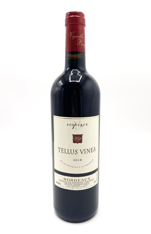 Tellus Vinea Bordeaux Rouge 2018 - Depanneur Wines