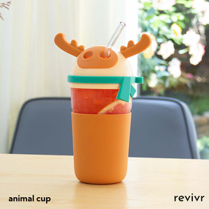 Mr. Rock's Animal Cup