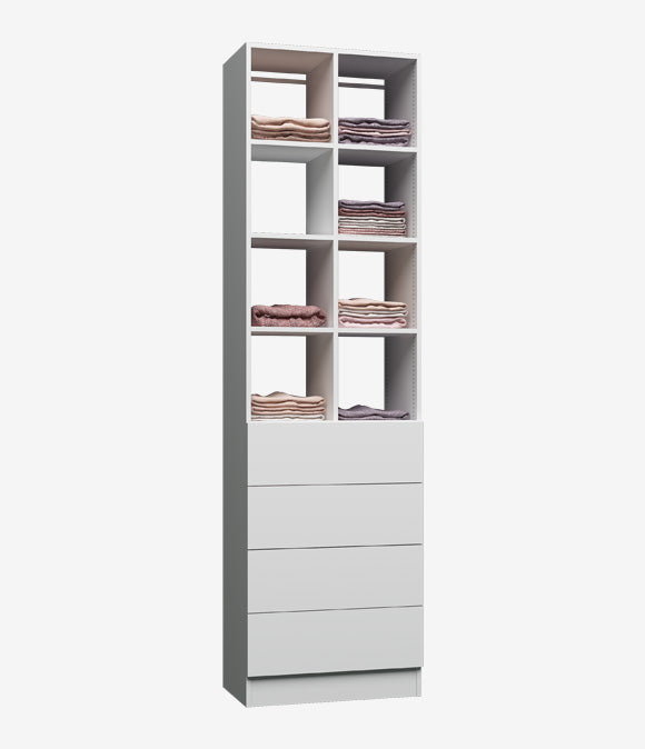 Capital Floor Based - Drawer & Cubby
