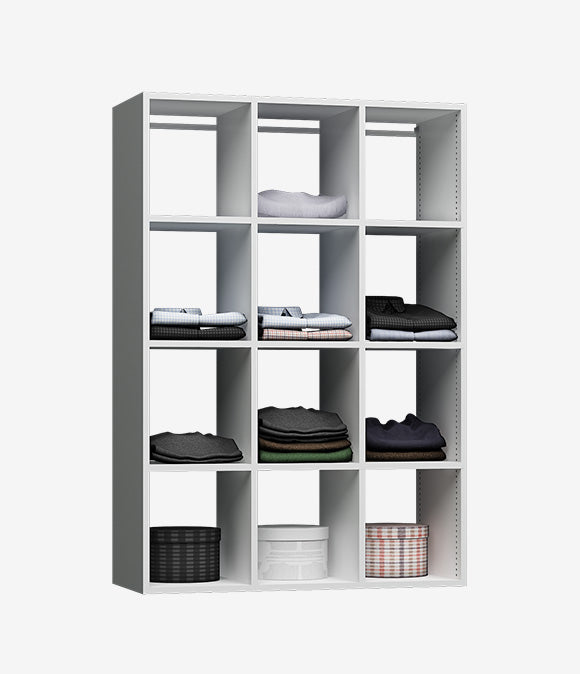 Capital Wall Hung Closets - Cubby Insert