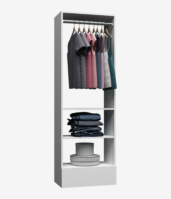 Capital Wall Hung Closets - One Drawer Hanging Organizer