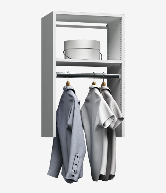 Capital Wall Hung Closets - Single Hanging