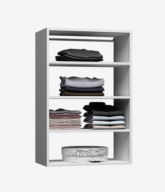 Capital Wall Hung Closets - Tall Shelves