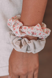 Scrunchie Bundle - Neutral Multi