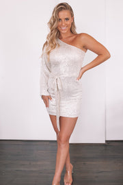 Alessia Dress - Champagne