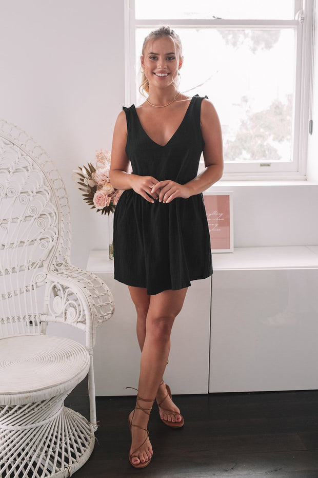 Holma Dress - Black