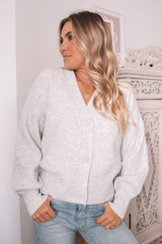 Consuela Cardigan - Grey