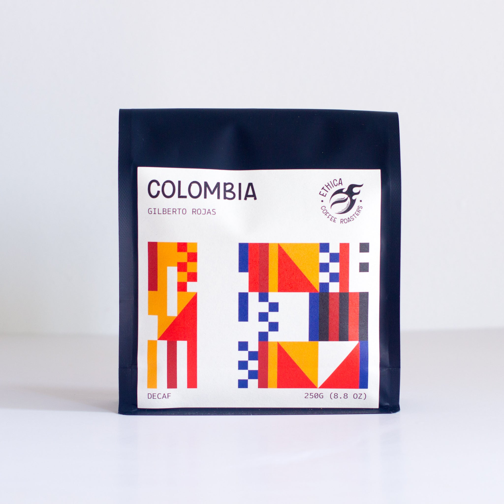 Colombia Gilberto Rojas (DECAF)