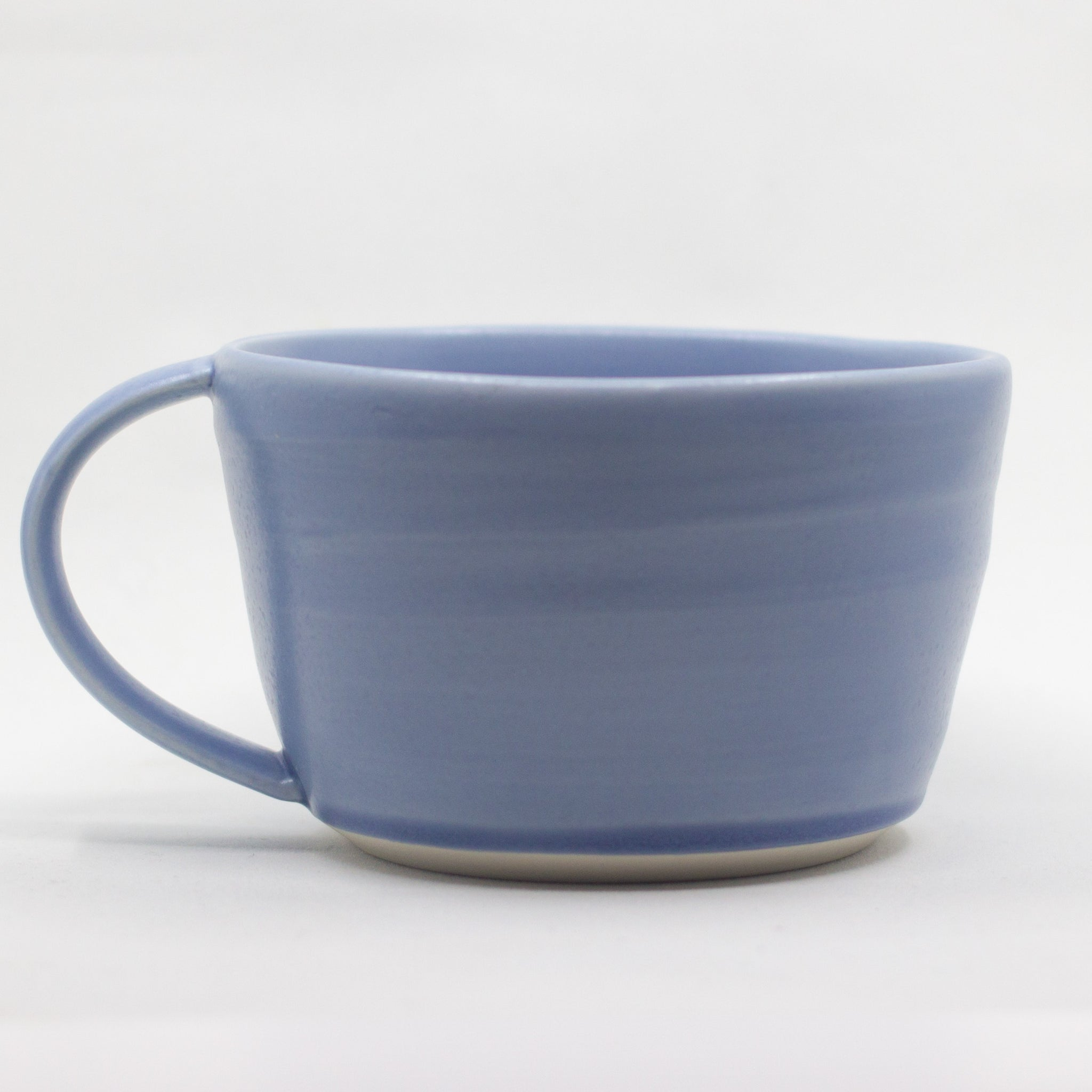 Kinto Ripple Wide Mug - BLUE