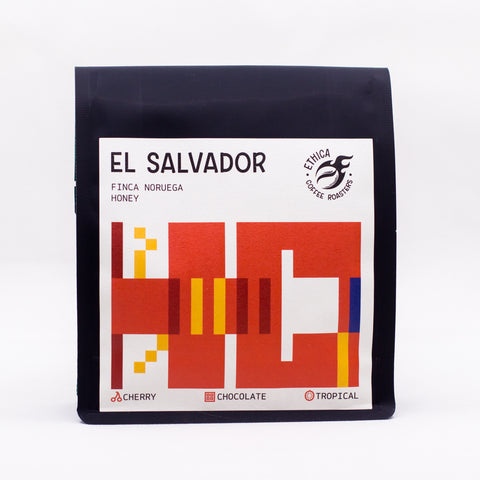 El Salvador - Finca Noruega / Honey