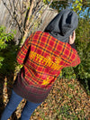 Our Universe Harry Potter Gryffindor Red and Black Flannel