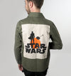 Our Universe Star Wars Mandalorian Cargo Green Jacket