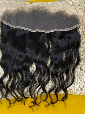LHS Cambodian Luxe Natural Wave 4X13 Frontal