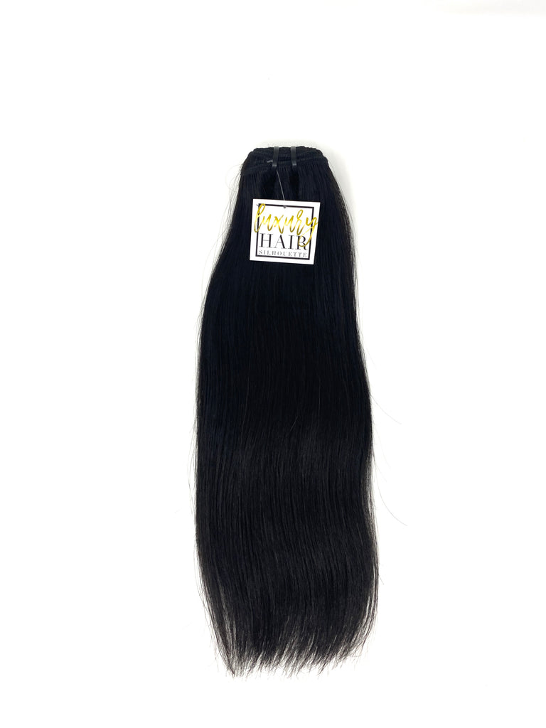 LHS Cambodian Cashmere Natural Straight