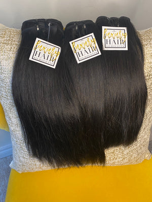 LHS Cambodian Cashmere Natural Straight Bundle Deal