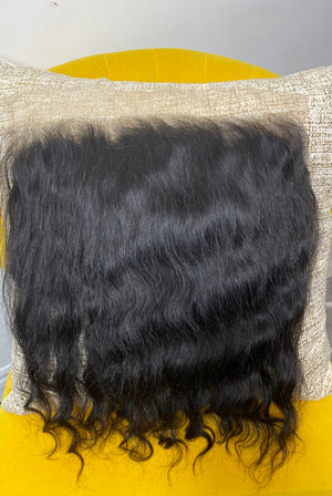 LHS Cambodian Luxe Natural Wave 6X13 Frontal