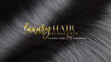 Luxury Hair Silhouette Gift Card