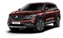 Load image into Gallery viewer, Renault Koleos Maroon SUV
