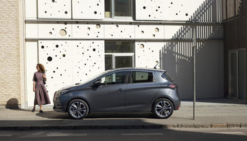 Renault Zoe Electronic Stability Control