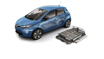 Renault Zoe Electric Vehicle Battery