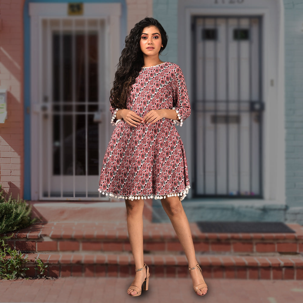 Melanie Swing Dress