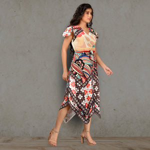 Anoushka Handkerchief Dress