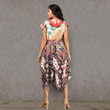 Load image into Gallery viewer, Anoushka Handkerchief Dress