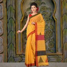 Load image into Gallery viewer, Hema Hazar Buti Handloom Saree