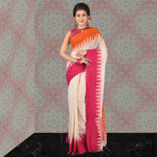 Load image into Gallery viewer, Pure Khadi Handloom Saree