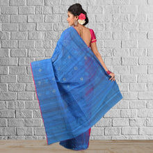 Load image into Gallery viewer, Dhakai Jamdani Half Body Work - Cotton Silk