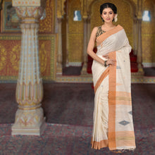Load image into Gallery viewer, Harsa  Handloom Saree