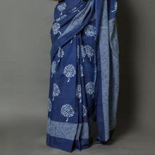 Load image into Gallery viewer, Antara Mulmul Print Saree
