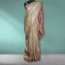 Load image into Gallery viewer, Chithrabhanu Tasar Saree