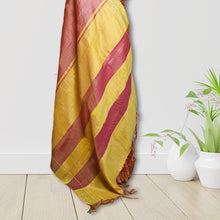 Load image into Gallery viewer, Cauvery  Tasar Silk   Saree