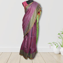 Load image into Gallery viewer, Chandrajyoti  Tasar Silk  Saree