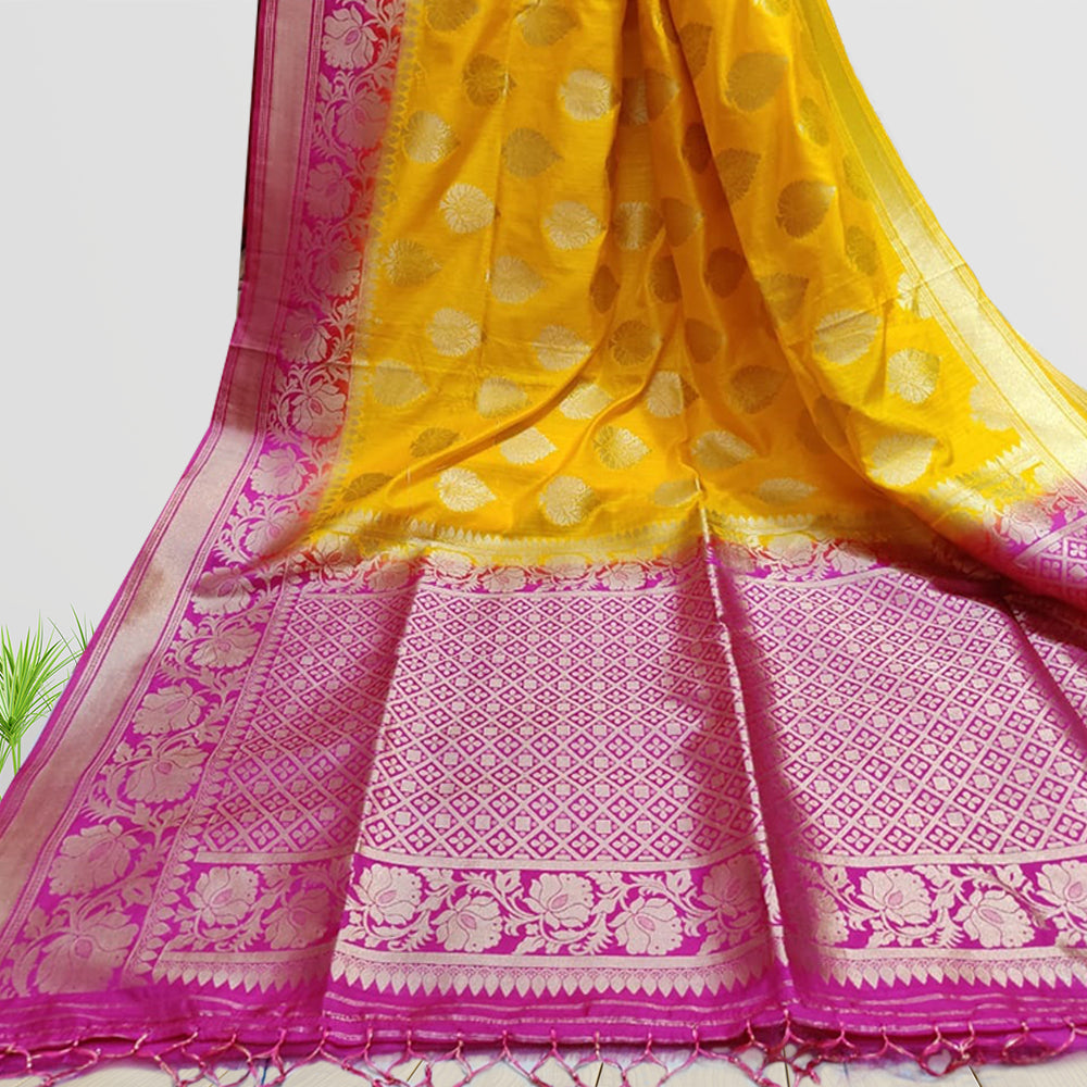 Chaitra Semi Cotton Saree