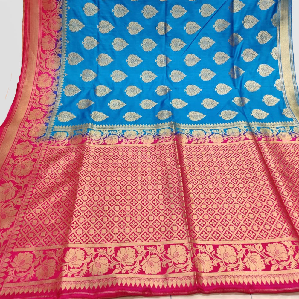 Chandrika Semi Cotton Saree
