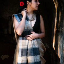 Load image into Gallery viewer, Simu Eco Tasar Sustainable Silk Saree