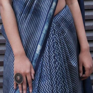 Sree Eco Tasar Sustainable Silk Saree