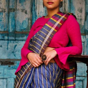 Sirin Eco Tasar Sustainable Silk Saree