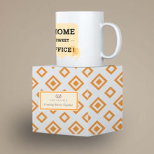 Load image into Gallery viewer, Home Sweet Office Coffee-Tea Mug