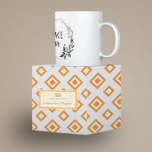 Load image into Gallery viewer, Peace~Shaanti Coffee-Tea Mug