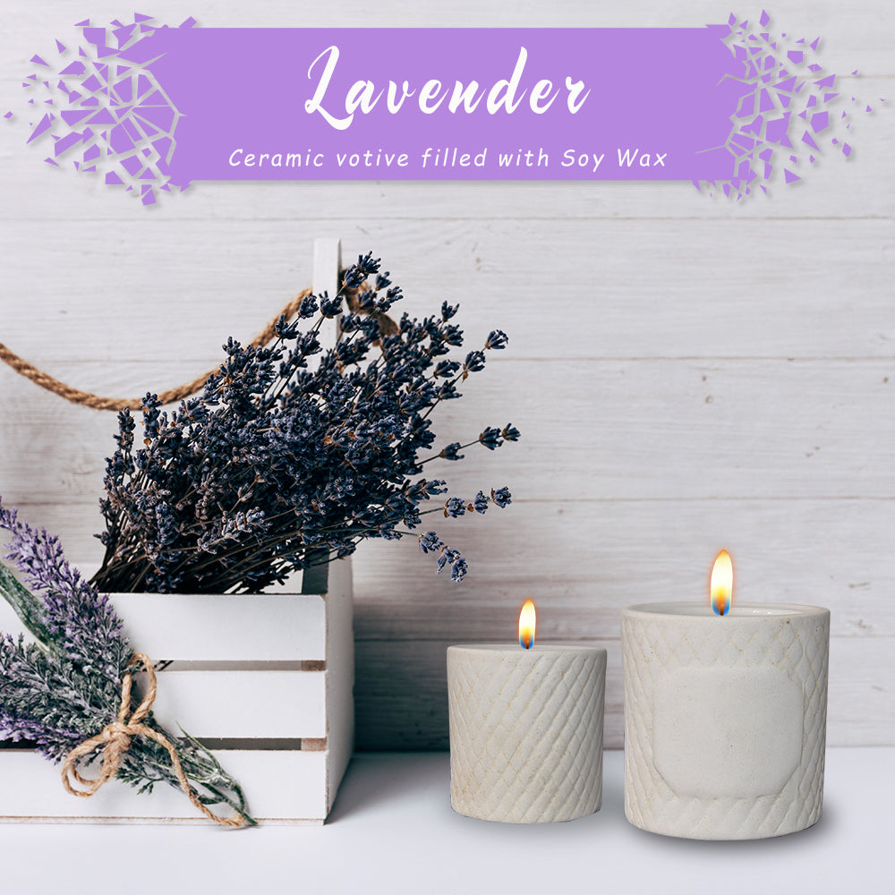 OS Lavender - Votive with soy wax