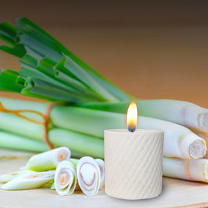 OS Lemongrass - Votive with soy wax