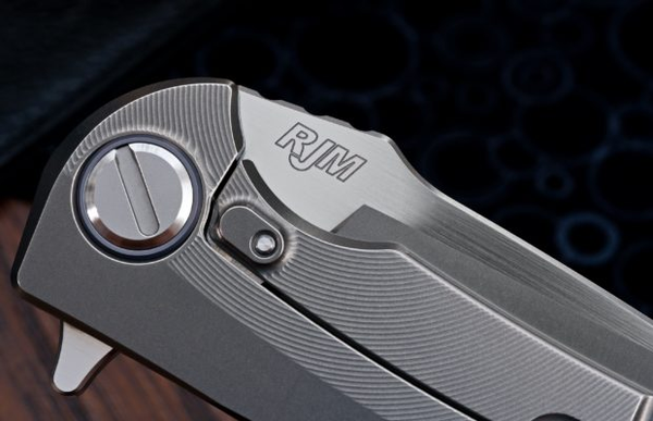 Shirogorov knives Partners with RJ Martin for Special Edition Overkill