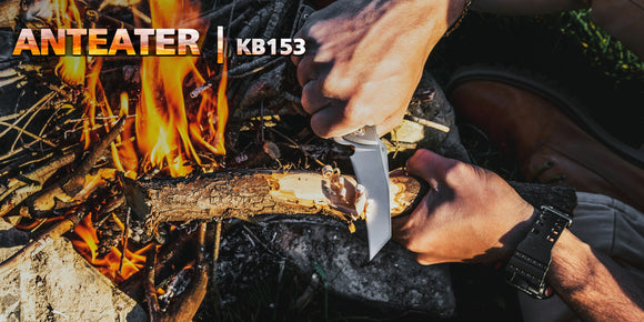 Buy Kubey Anteater On KnifeGlobal Store - Folding Pocket Knife With D2 Blade For Hunting Tacticle