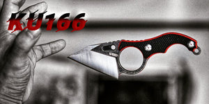 Buy Kubey KU166 On KnifeGlobal Store - Folding Pocket Knife For Hunting Tacticle Camping