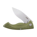 "KUBEY KU208 Outdoor Survival Folding Pocket Knife [3.5""Sandblast D2, G10] - KnifeGlobal Store"